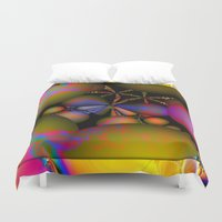 starfish Duvet Covers featuring Starfish by Robin Curtiss
