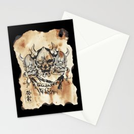"""""""DISCHARGE EXPEDITION"""" Stationery Cards"""