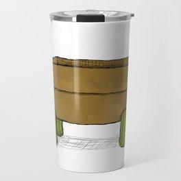 Box-Turtle Travel Mug