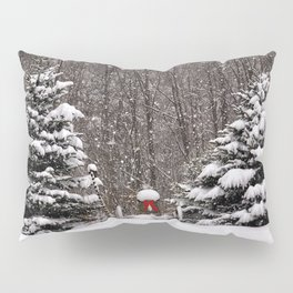 Christmas in the Country Pillow Sham
