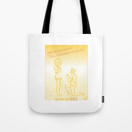A Realistic Proposal (AwkwardIRL #12) Tote Bag