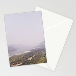 THE GORGE Stationery Cards