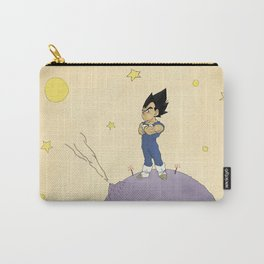 The Little Prince Of Saiyans Carry-All Pouch