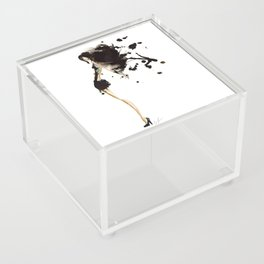 Backed Acrylic Box