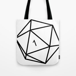 Fumble - Dungeons & Dragons for Dummies Tote Bag