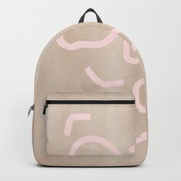 Pink Confetti Backpack