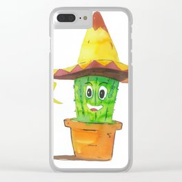 Ole! Clear iPhone Case