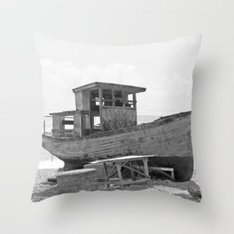One day. Throw Pillow