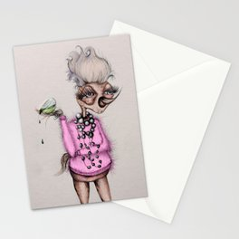 Casual Cashmere. Stationery Cards