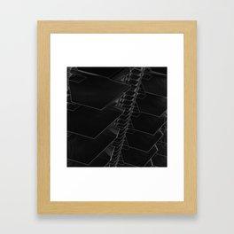 Grinding Teeth (IFS) Framed Art Print