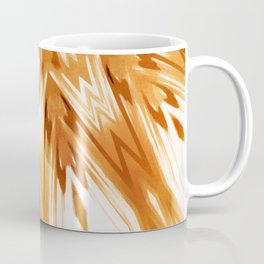 Mandala Art White Boho Coffee Mug
