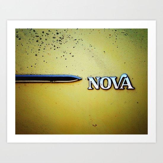 Nova Art Print
