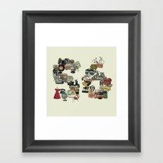Artetro  Framed Art Print
