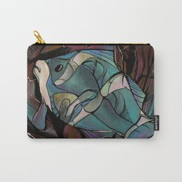 NEON FISH Carry-All Pouch