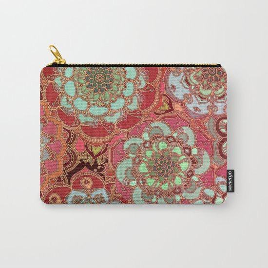 Baroque Obsession Carry-All Pouch