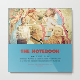 The Notebook - Nick Cassavetes Metal Print