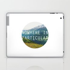 nowhere in particular Laptop & iPad Skin
