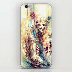 Rick Genest - Zombie Boy iPhone & iPod Skin