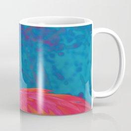 Neon Flamingo Coffee Mug