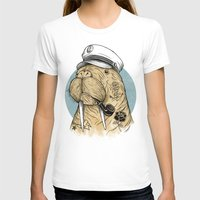 walrus T-shirts featuring WALRUS by Thiago Bianchini