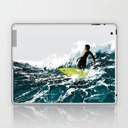 On the Wave Laptop & iPad Skin