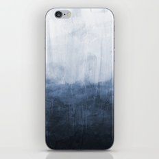 The Storm - Ocean Painting iPhone & iPod Skin
