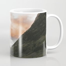 Time Is Precious - Landscape Photography Coffee Mug