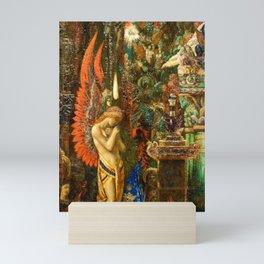 Portrait of the Goddess Saturn by Gustave Moreau Mini Art Print