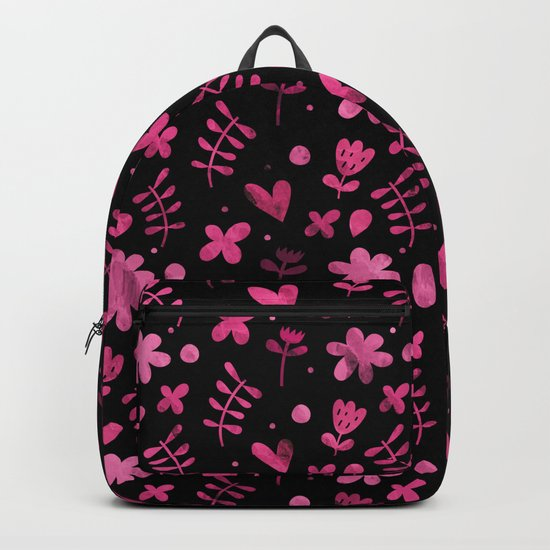 Colorful Lovely Pattern VIII Backpack