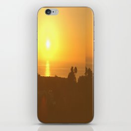 Here Comes the Sun - San Diego iPhone Skin