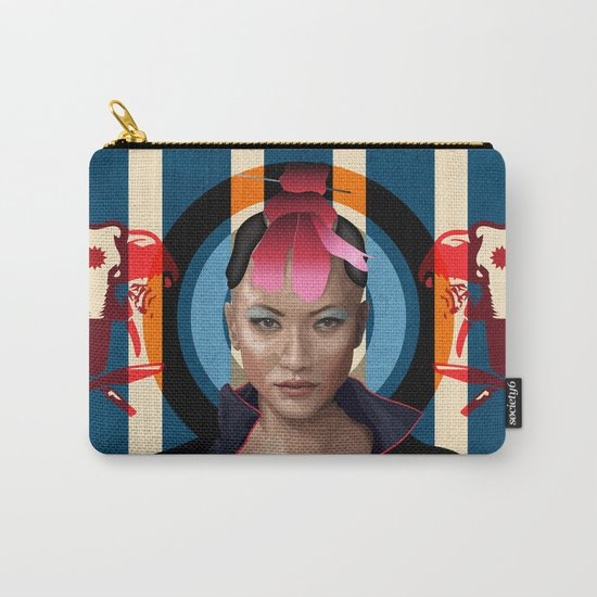 Queen of Darkness Far Cry 4 -  Yuma Carry-All Pouch