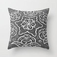 Kolam 2+1 Throw Pillow
