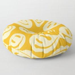 Liquify Honey Floor Pillow