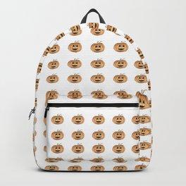 Halloween Pumpkin II Backpack