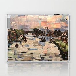 Lake Erie Marina Laptop & iPad Skin