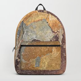 Natural Red Rift Backpack