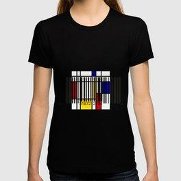 Barcode 004 T-shirt