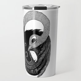 bird women 3 Travel Mug