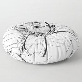 Super Max Floor Pillow