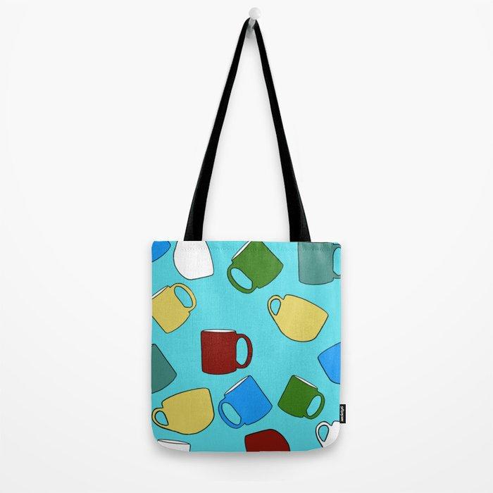 Coffee Mugs! Tote Bag
