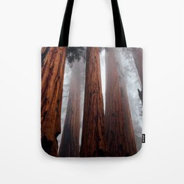 Woodley Forest Tote Bag