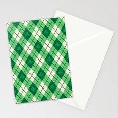 Irish Argyle Stationery Cards