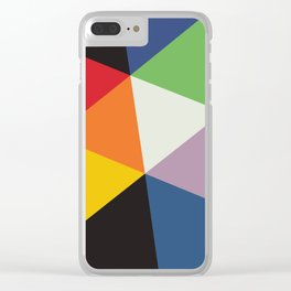SWISS MODERNISM (MAX BILL) Clear iPhone Case