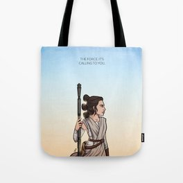 The Scavenger Tote Bag