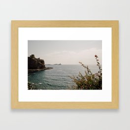 CATANIA Framed Art Print