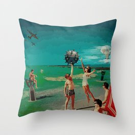 Summer is Magic Throw Pillow