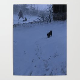 Night hunters Poster