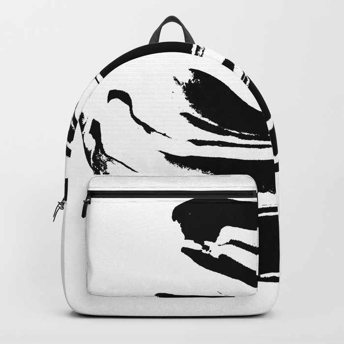 World's Threshold Black and White Marbling, Marbles Lost Backpack