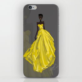 Blooming Elegance iPhone Skin