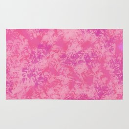 Cotton Candy on Ice Rug